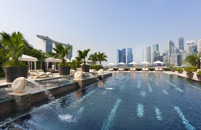 Swimming Pool, Mandarin Oriental
