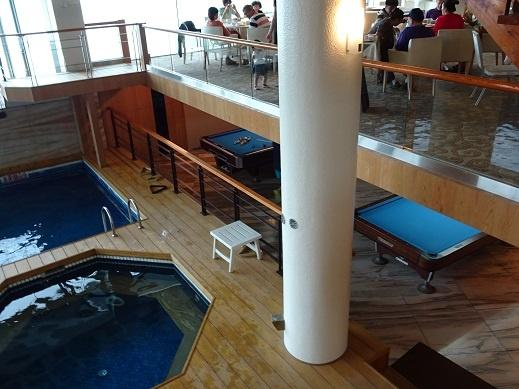 Swimming Pool & Billiards tables