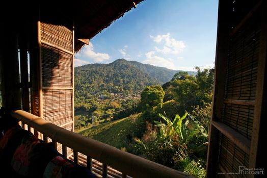 View from room, , Lanjia Lodge