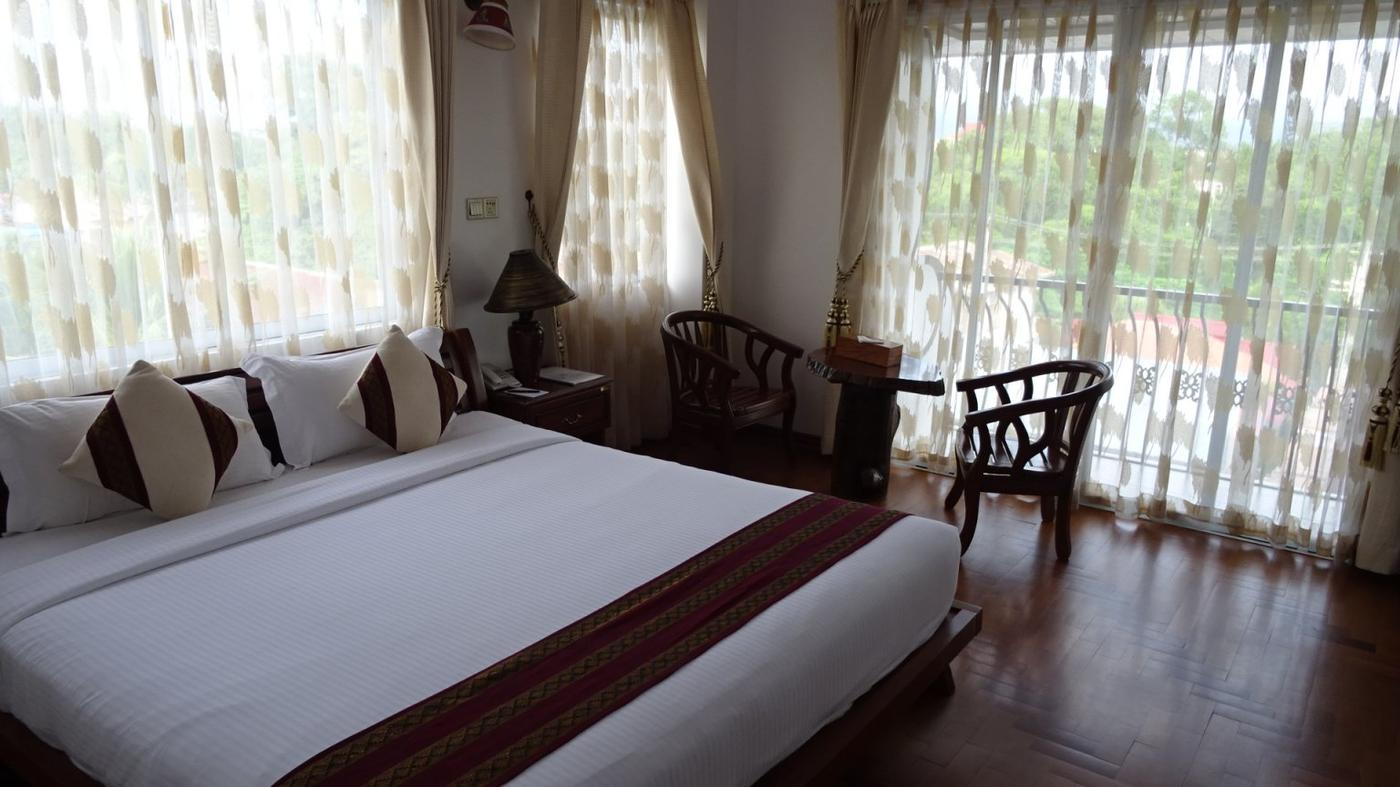 Superior Room, Yadanarpon Dynasty Hotel