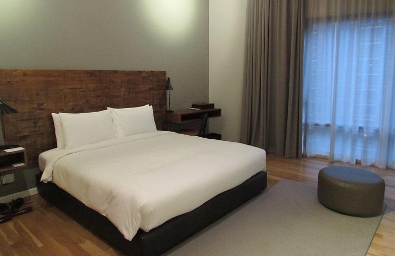 Bedroom, E&O Residences