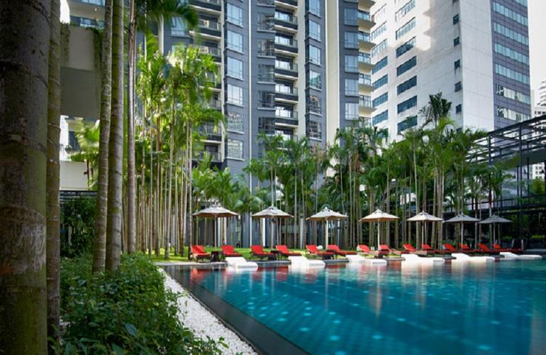 Swimming Pool, E&O Residences