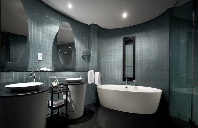 Bathroom, E&O Residences