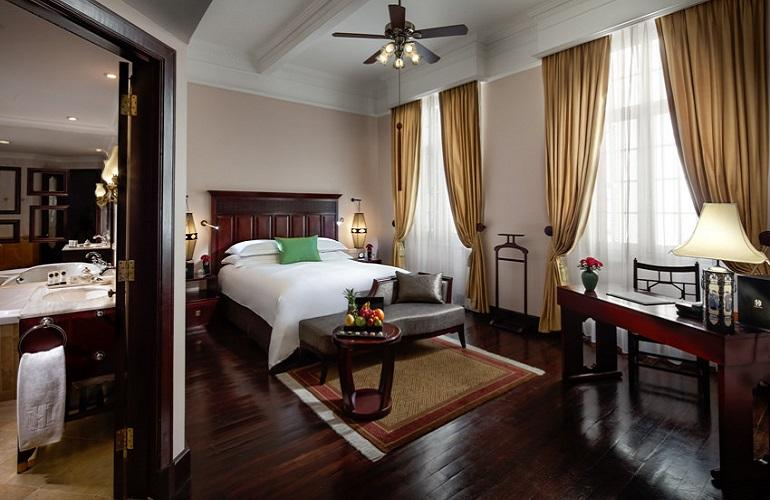 Grand Luxury Room, Sofitel Legend Metropole Hanoi