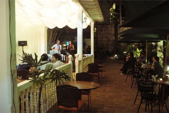 Restaurant, Hotel White Knight Intramuros