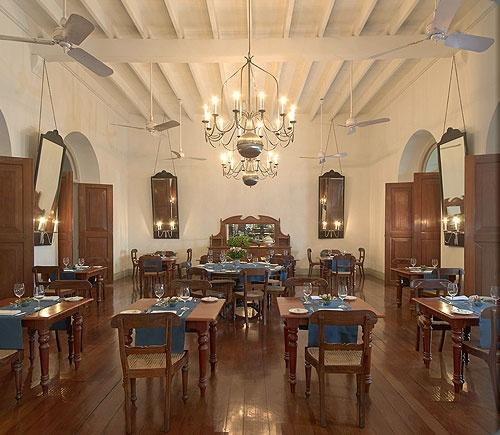 The Dining Room, Amangalla