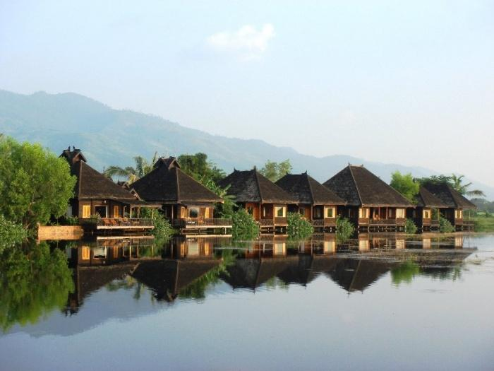 Lake View Houses, Inle Princess Resort