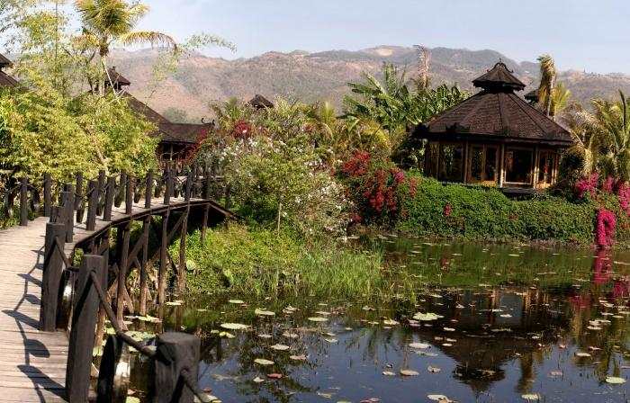 Spa, Inle Princess Resort