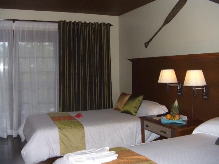 Room, Dos Palmas Island Resort & Spa
