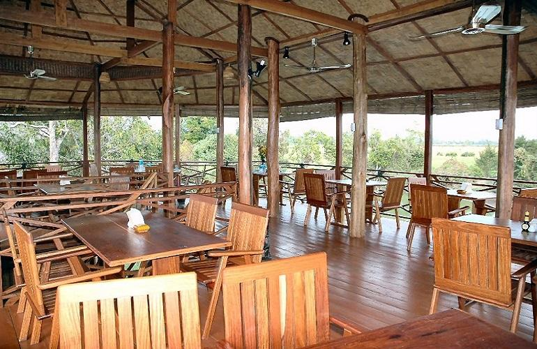 Restaurant, Kingfisher Ecolodge