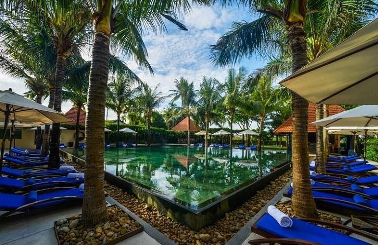 Swimming pool, Anantara Hoi An Resort