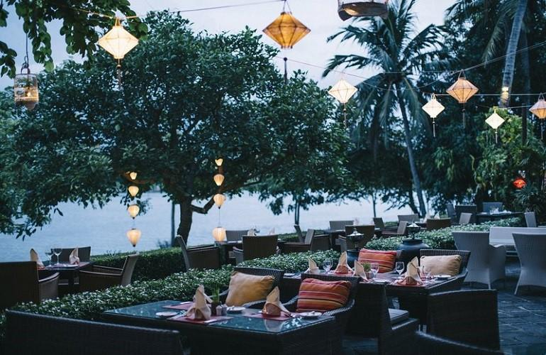 Riverside Cafe, Anantara Hoi An Resort