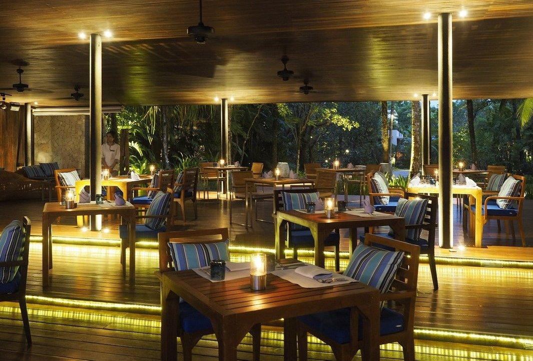 The Edge Restaurant, The Sarojin