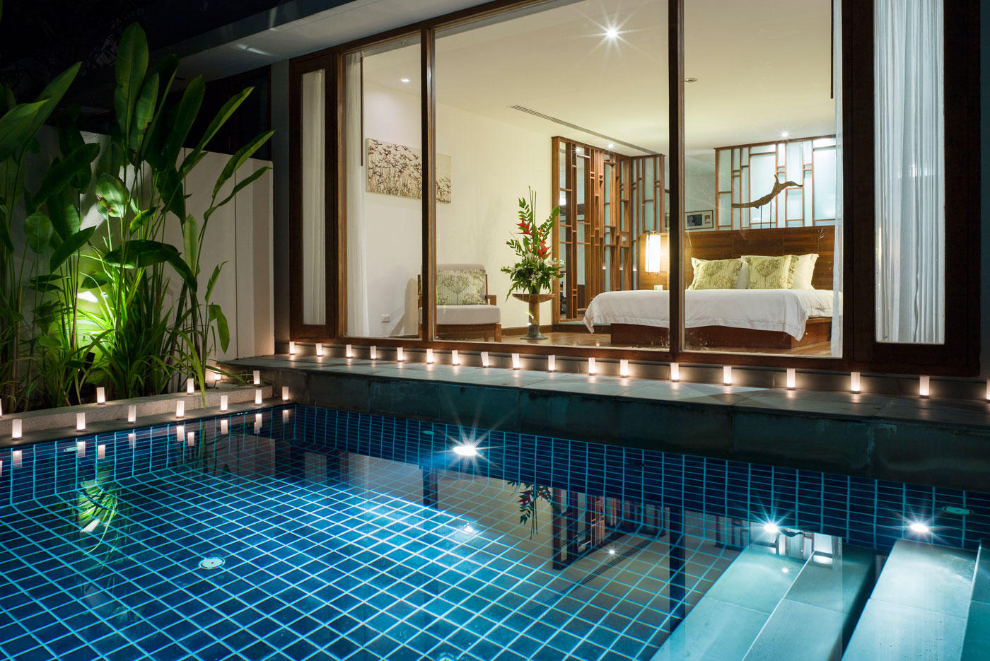 Pool Residence, The Sarojin