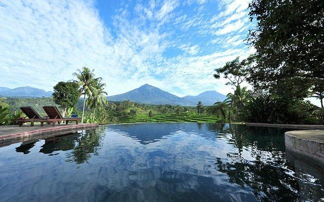 Swimming pool, Ijen Resort & Villas