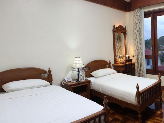 Deluxe room, Mr Charles Guesthouse