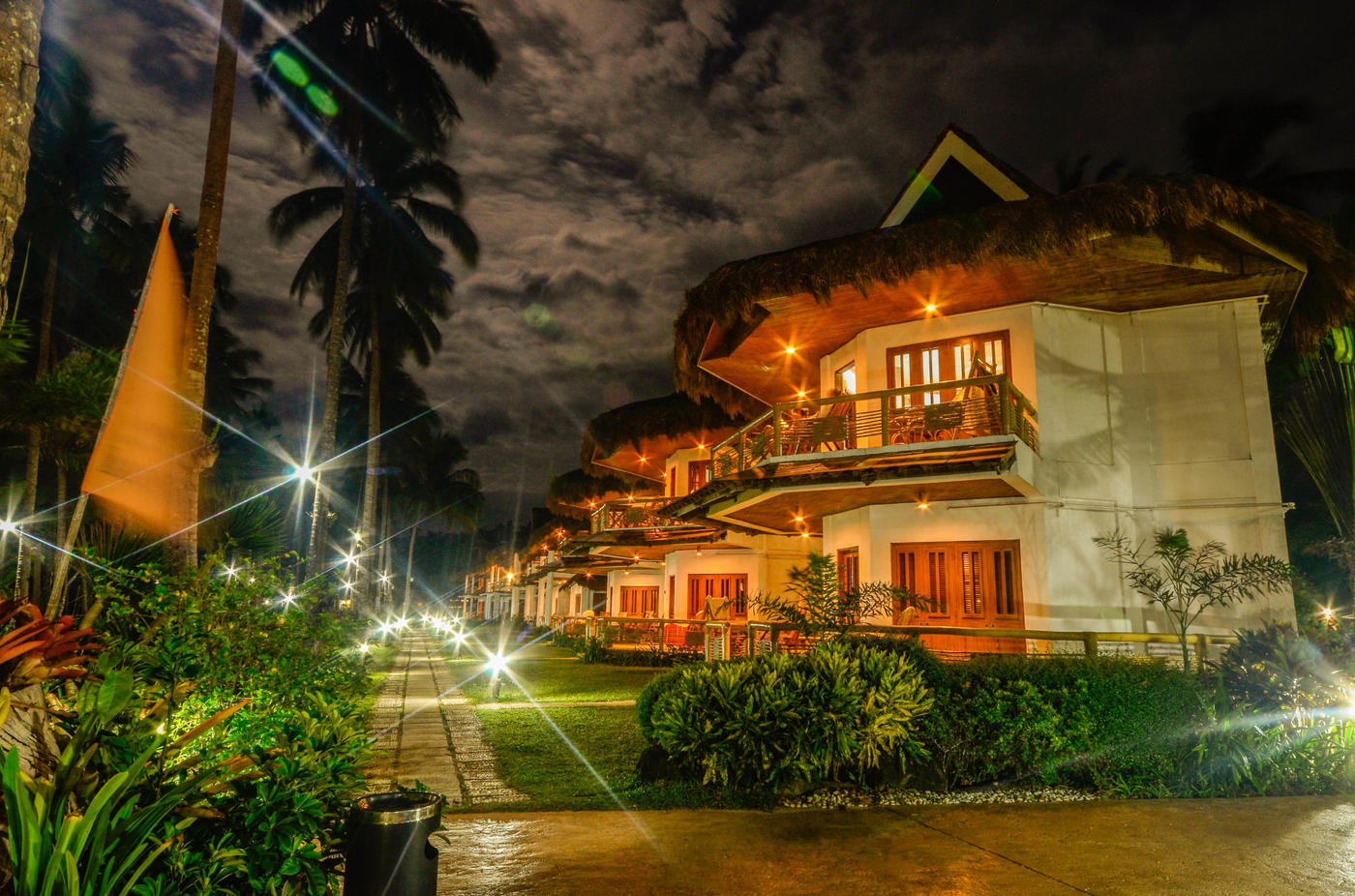 Cottages, Daluyon Beach & Mountain Resort