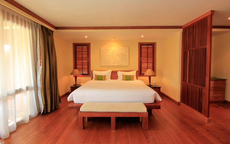 Deluxe room, The Emerald Cove
