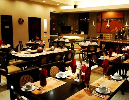 Restaurant, Baguio Burnham Suites
