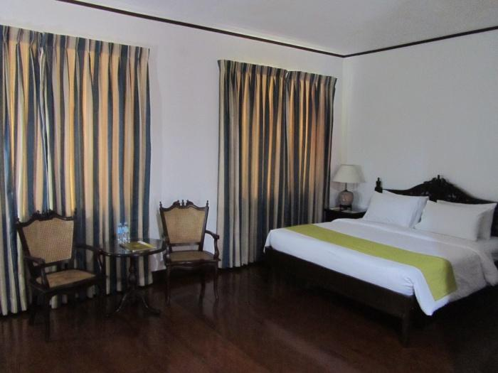 Double room, Vigan Plaza