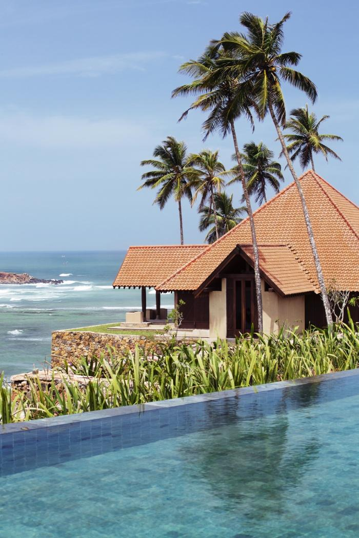Living Pavilion, Cape Weligama
