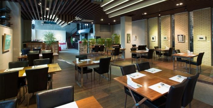 Restaurant, Benikea Jazz Around Hotel