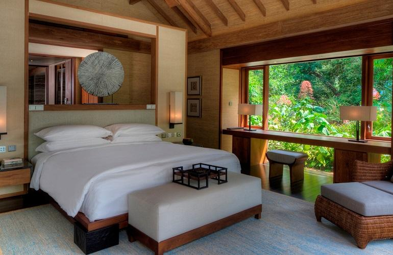 Canopy Deluxe Room, The Datai