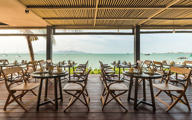 Sea Wrap Restaurant, Peace Resort Samui