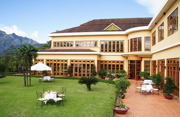 Victoria Sapa Resort Amp Spa