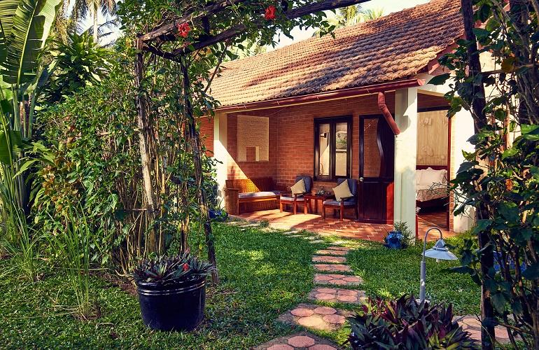 Garden Cottage, Cassia Cottage