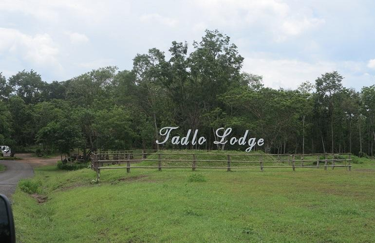 Entrance, Tadlo Lodge