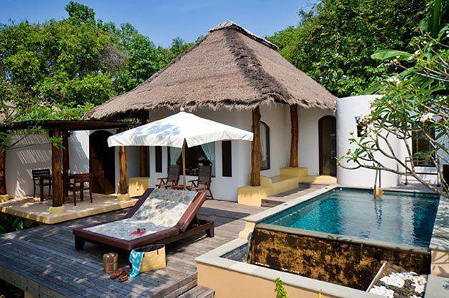 Garden Pool Villa, Paradee Resort