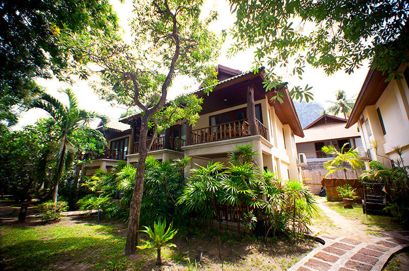 Deluxe rooms, Railay Bay Resort & Spa