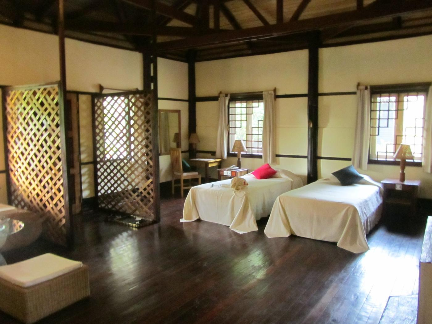Bedroom, Mrauk U Princess Resort