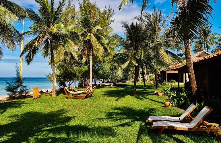 Beach Front Villas, Chen Sea Resort & Spa Phu Quoc