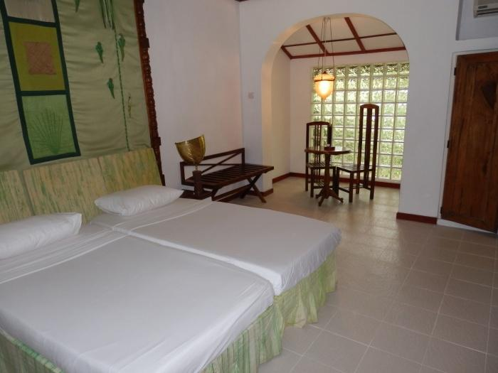 Bedroom, Sigiriya Village Hotel