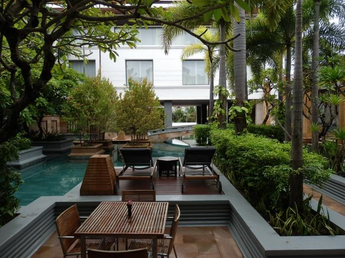 Pool, Park Hyatt Siem Reap