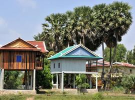 Paddy Sugar Palm Lodge, Champa Lodge