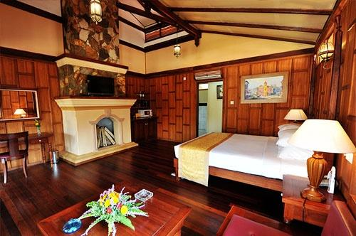 Bedroom, Hotel Pyin Oo Lwin
