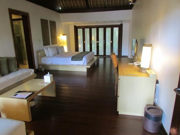 Deluxe room - Monsoon Lodge, The Menjangan
