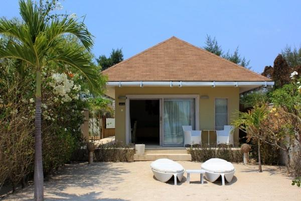 Beach-front Villa, Mahamaya Boutique Resort