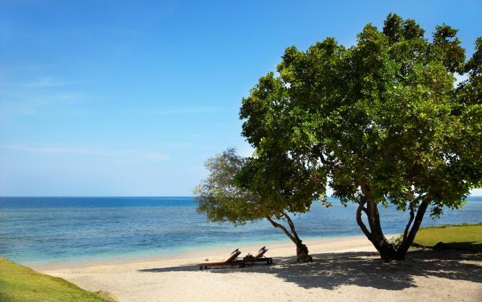 Beach, The Oberoi, Lombok