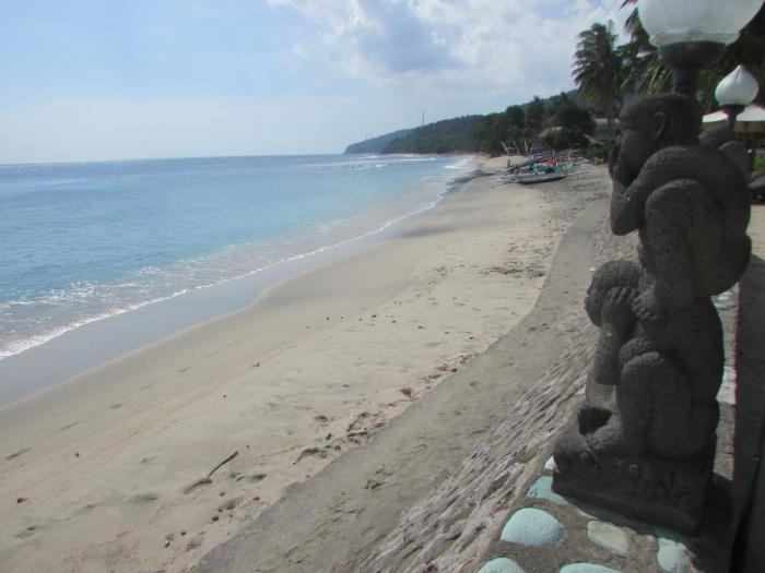 Beach, Puri Mas Beach Resort