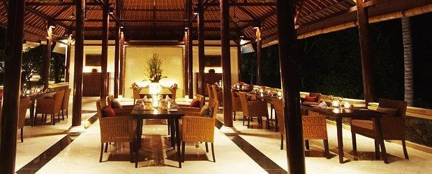 Restaurant, Spa Village Resort Tembok Bali