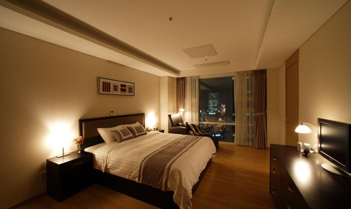Super Deluxe Room, Fraser Place Central Seoul