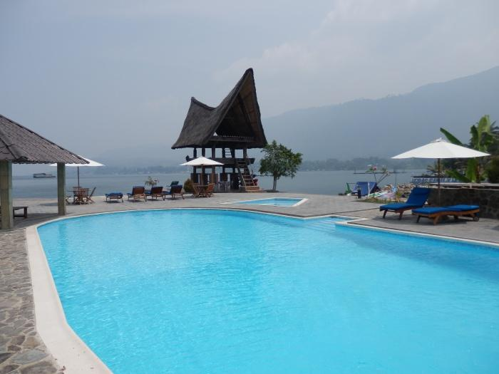 Swimming pool, Tabo Cottages