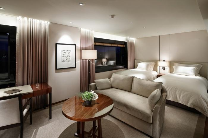 Executive Business Deluxe, The Shilla Seoul