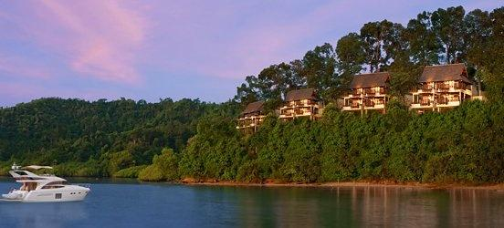Gaya Island Resort | Bamboo Travel