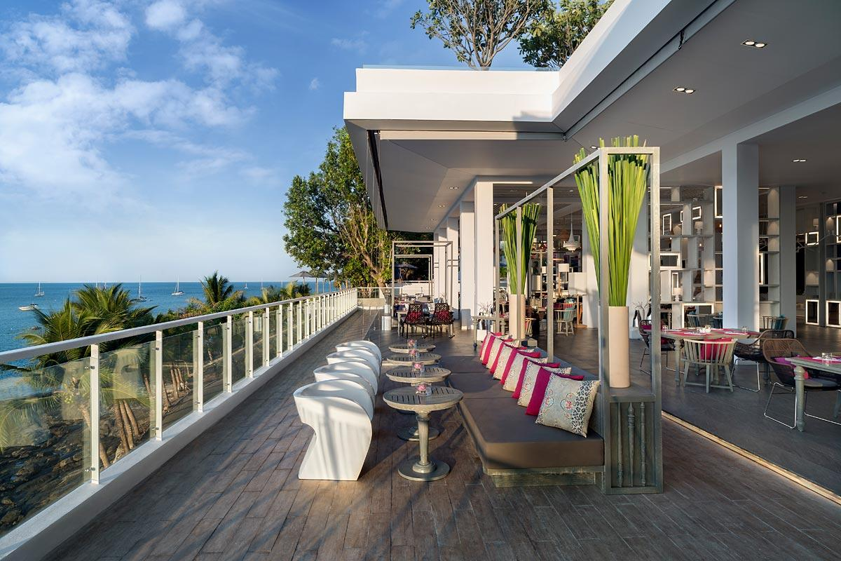Cosmo Restaurant, The Nai Harn