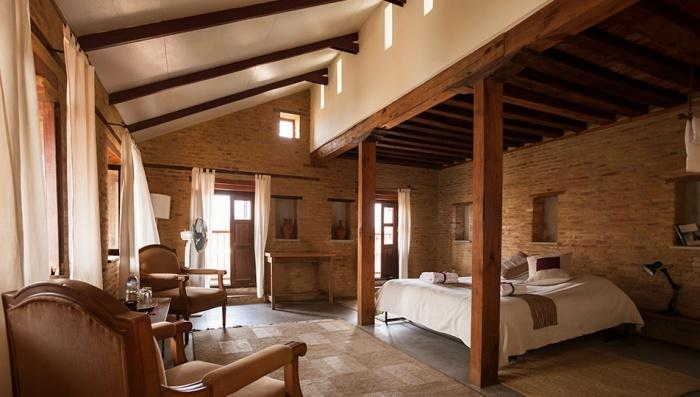 Attic Suite, Traditional Homes Swotha